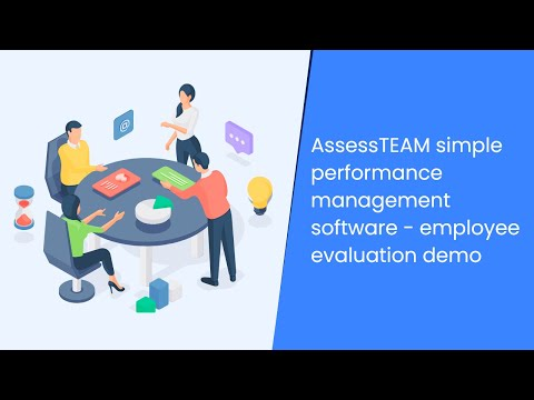 Simple Performance Management Software - Employee Evaluation Demo