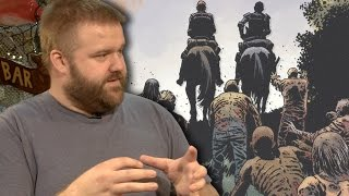 "CBR TV @ NYCC 2014: Robert Kirkman on ""The Walking Dead's"" Future"