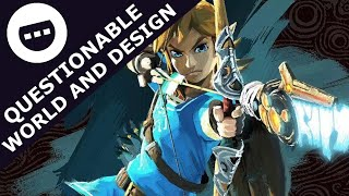 The Legend of Zelda: Breath of the Wild Review – Dubious Food, Design and Treasure