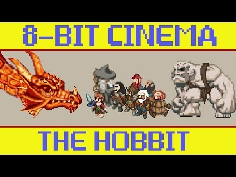 bit Cinema: The Hobbit CineFix presents The... - Gabetumblr