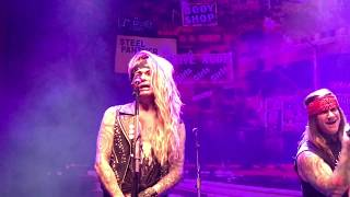 Steel Panther Girl from Oklahoma live at Fillmore 3/30/18