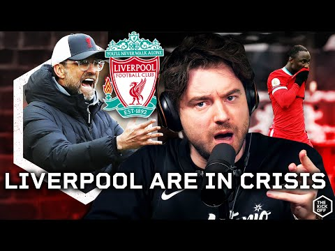 Liverpool are in CRISIS