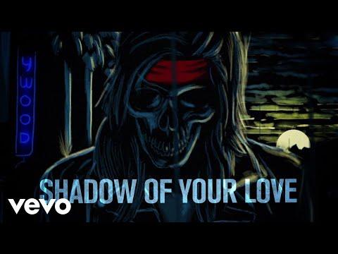 Guns N' Roses - Shadow Of Your Love (Lyric Video)