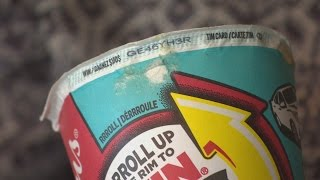 Roll Up the Rim prize stolen