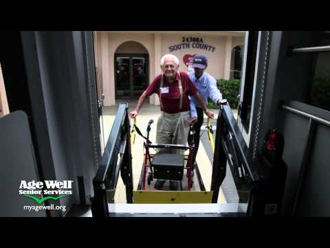 Robert David Hall tells us about Age Well Senior Services, Inc.