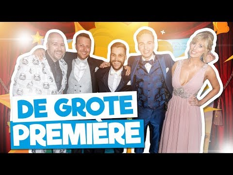 DE GROTE PREMIÈRE! - Backstage Serie #8