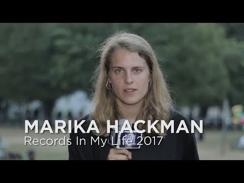 Marika Hackman on Records In My Life 2017