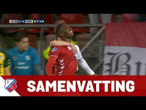 SAMENVATTING | FC Utrecht - Fortuna Sittard