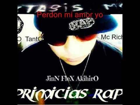 Perdoname Flex JinN ♫ ►Mc Richix ♫ ... ♥