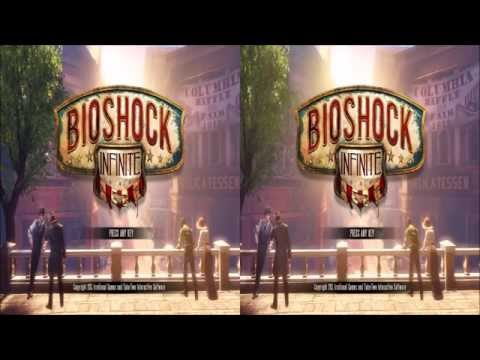Vireio Perception: BioShock DX11 Demo