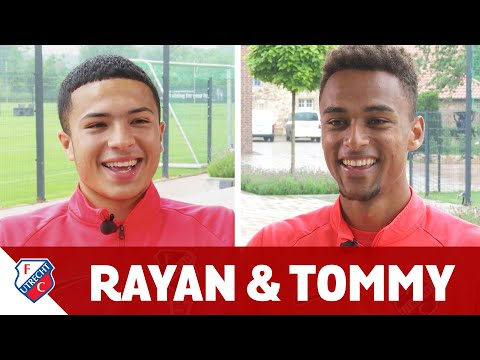 INTERVIEW | Tommy St. Jago & Rayan El Azrak