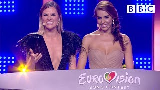 The final 10 songs to get through | Semi-Final 2 Qualifiers - The Eurovision Song Contest 2018 - BBC