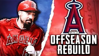 LOS ANGELES ANGELS OFFSEASON REBUILD | MLB the Show 19 Franchise