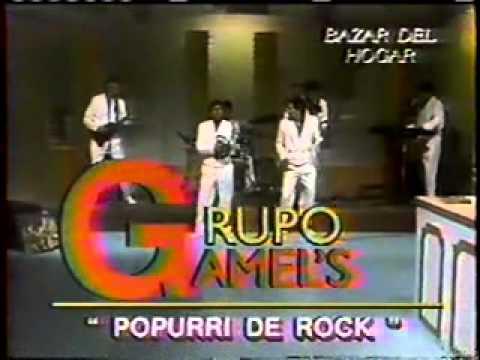 LOS GAMELS EN TELEVISION DE VERACRUZ BAZAR DEL HOGAR