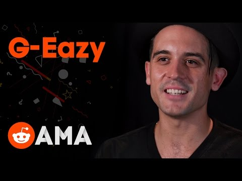Lollapalooza: G-Eazy and the scariest person he's ever met