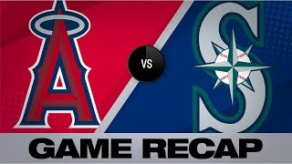 Angels rally late to beat Mariners 6-2 | Angels-Mariners Game Highlights 7/20/19