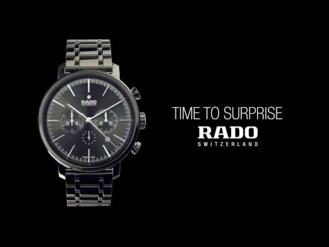 video Rado DiaMaster XL Automatic R14074132 (Silver)