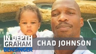 Chad Johnson on raising six kids with several moms