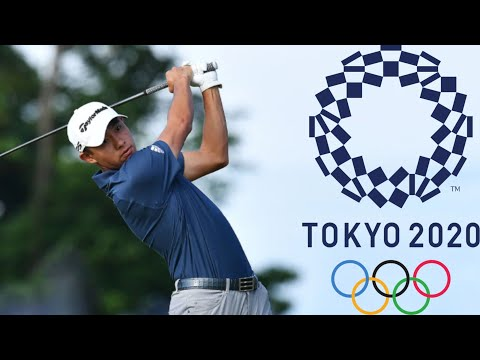 Olympic Golf Tokyo 2021 - Pre - Competition Show