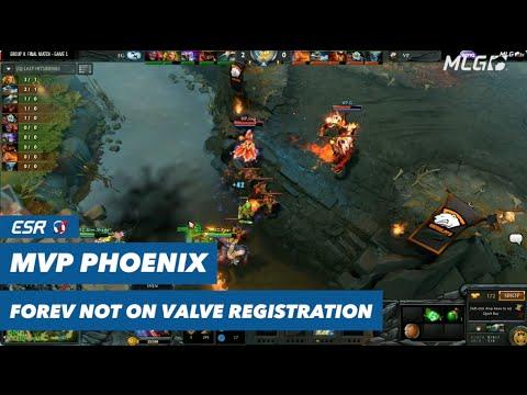 Forev Leaves MVP Phoenix