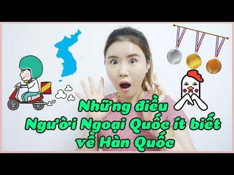 Những điều Người Ngoại Quốc ít biết về Hàn Quốc