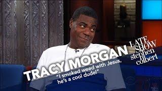 Tracy Morgan Is Following Trump's Example