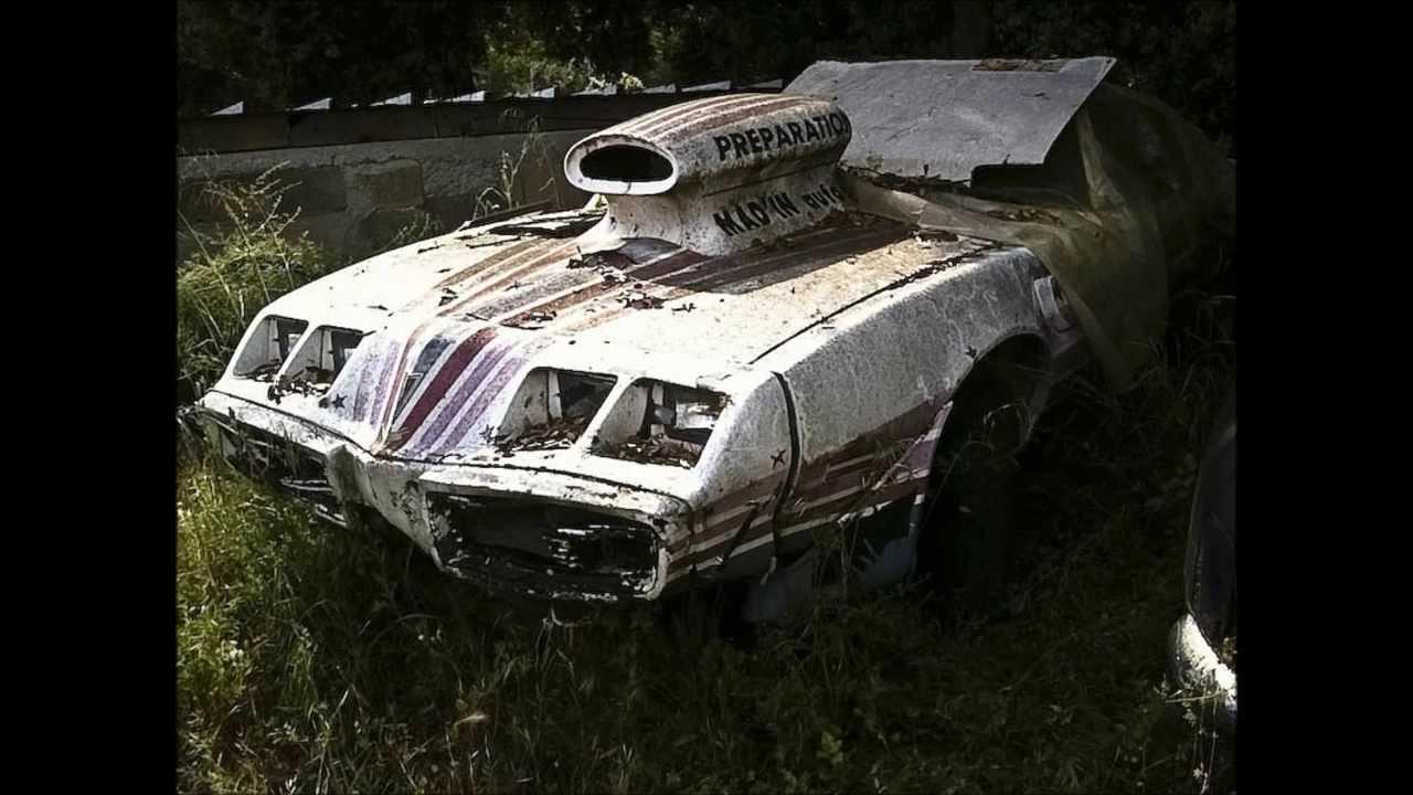 Barn Find Race Cars 2