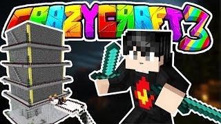 Oops Club Minecraft Crazy Craft 3.0 - Tập 17: ĐỘT NHẬP DANGER DIMENSION