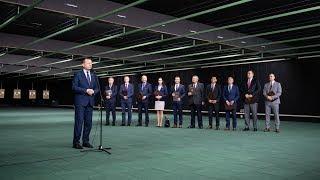 - Dziękuję za to, że państwa jednostki samorządu terytorialnego wzięły udział w tym postępo