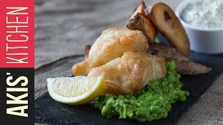Fish & Chips | Akis Kitchen