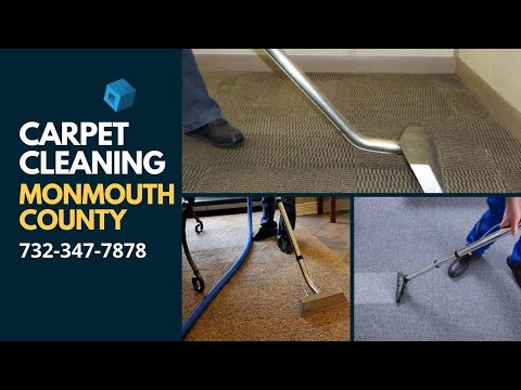 Carpet Cleaning in Monmouth County