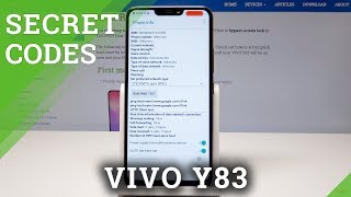 Vivo y83 Engineering Mode Disable /or any others vivo
