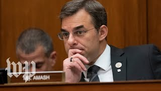 Justin Amash's history of criticizing President Trump