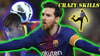 crazy football/soccer skills in 2019 chen lulu challenge