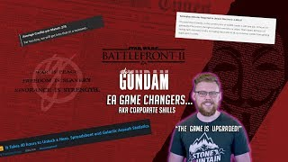 The Most Savage man On Earth Rants: EA Game Changers