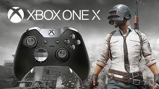 PUBG XBOX ONE X // PATCH UPDATE // Console Live Stream Beta Gameplay