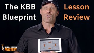 The Knowledge Business Blueprint Review First Lessons (The KBB Blueprint)