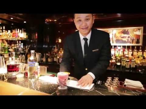 Best Bartender cocktail from The Bar at The Peninsula by Bryan Leung