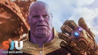 Let's Talk About That Avengers Infinity War Trailer - SJU