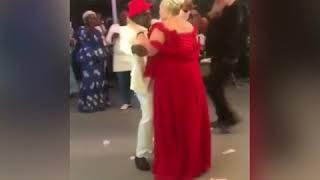 90 Day Fiance Angela & Michael Wedding Party First Dance in Nigeria