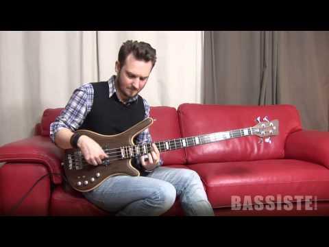 Test : Warwick Corvette 4 strings - Bassiste Magazine #46