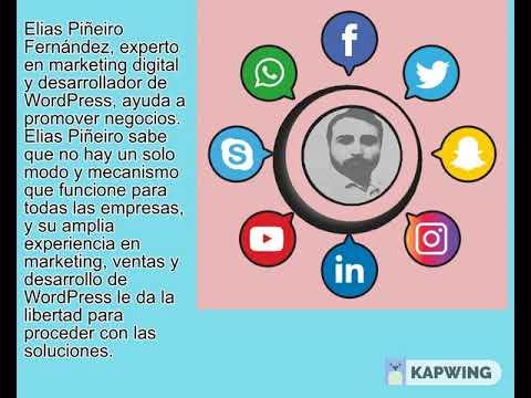 Elias Piñeiro Fernández España Experto en marketing digital