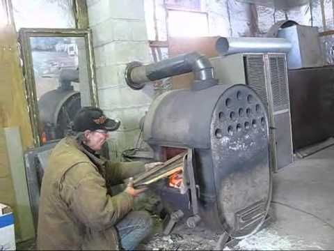 Mikes Ratrod Wood Stove Shop Stove Youtube