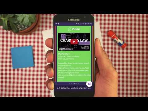 La mejor aplicación de iOS para hacer la tarea, Socratic, sale para Android en 6 idiomas