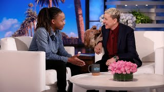 Ellen Pleads for Student's Return to School After Dress Code Controversy