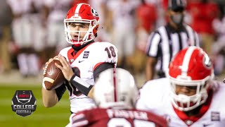 Georgia Bulldogs vs. South Carolina Gamecocks | 2020 College Football Highlights
