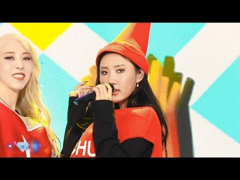마마무(Mamamoo) - 쟤가 걔야(Waggy) [교차편집/Stage mix]