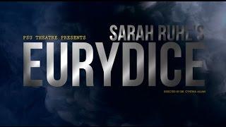 'BACKSTAGE: Eurydice - Pitt State Theatre