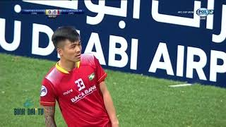 AFC Cup 2018: Tampines Rovers FC vs. Sông Lam Nghệ An FC (Hiệp 1)