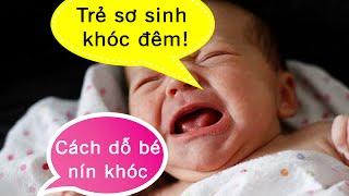 Chăm sóc trẻ sơ sinh - Tìm hiểu về tiếng khóc của trẻ sơ sinh [GiupMe.com]